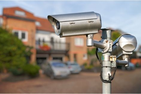 How Far Can A Home Security System See?