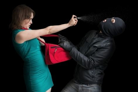 Is Pepper Spray Good For Self Defense?